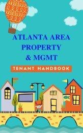 Tenant Handbook 2 8 2017