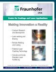 The Industry's Leading Arena for Laser Processing Needs pg.6 - Page 7