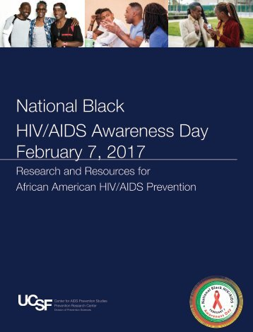 National Black HIV/AIDS Awareness Day February 7 2017