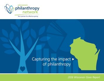 of philanthropy