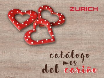 Catalogo Valentines 2017 - www.ChocolateriaZurich.com