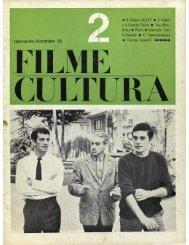 Filme e Cultura Segunda Edição  - Via: Ed. Alápis