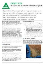 ENERGY 2030