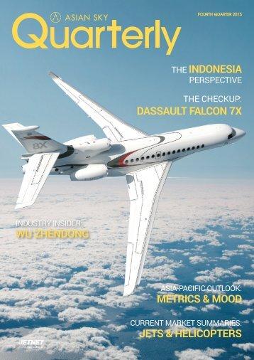 Asian Sky Quarterly - Q4 2015