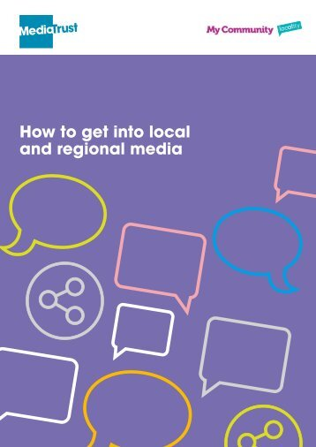 How to get into local and regional media