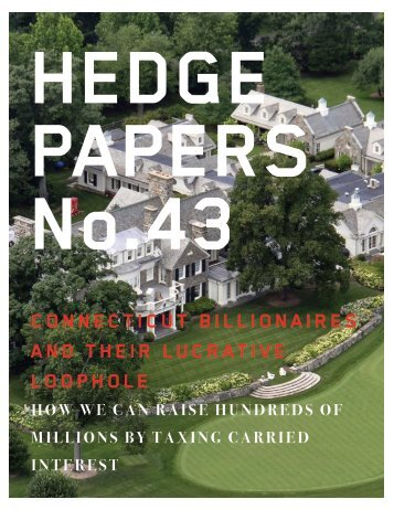HEDGE PAPERS No.43