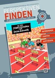 Lehrstellen-Börse / Magazin Altenburger Land in Thüringen - 2017