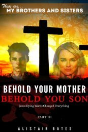 Final Copy Behold Your Mother