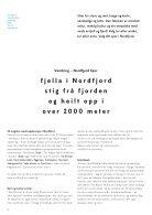 Visit Nordfjord – Reiseguide 2017 NO - Page 4