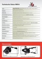 Reform Hydromaeher RM16 - Seite 7