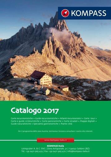 Catalogo/Katalog 2017