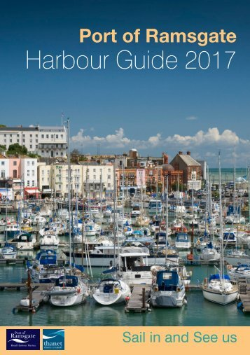 Harbour Guide 2017 - No print marks