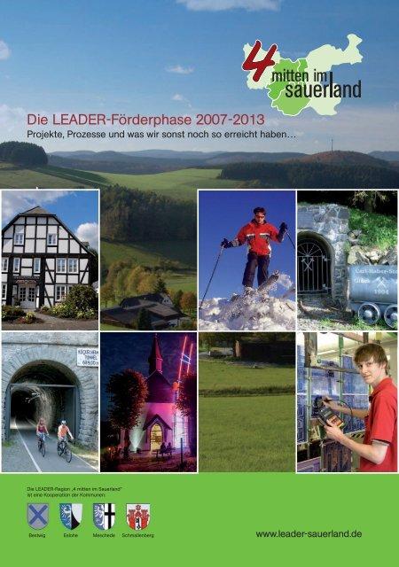 Projektbroschuere4miS-2007-2013