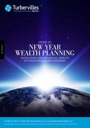 NEW YEAR WEALTH PLANNING