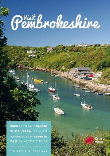 Visit Pembrokeshire 2017