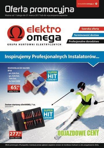 Grupa Elektro Omega - luty-marzec 2017