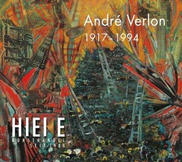 André Verlon (1917-1994)