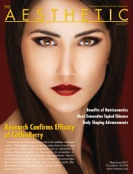 Research Confirms Efficacy of CoffeeBerry