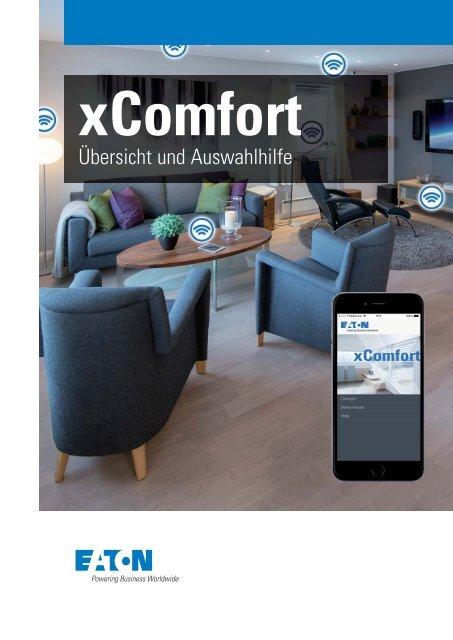 EATON_Katalog_xComfort-Funkinstallation_2016_DE