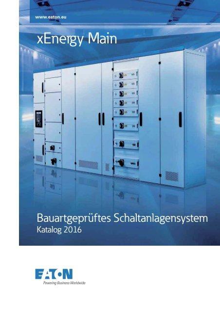 EATON_Katalog_xEnergy-Main_2016_DE