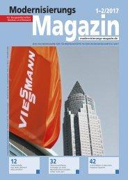 Modernisierungs-Magazin, Ausgabe 01-02.2017