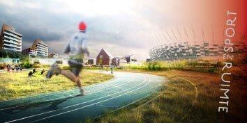 sportpark van de toekomst