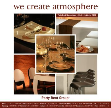 Party Rent Group®