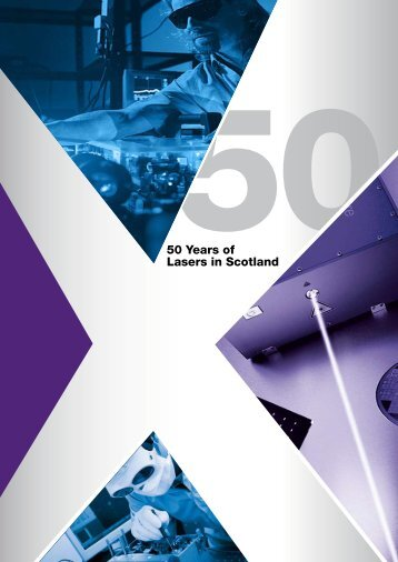 50 Years of Lasers in Scotland - LaserFest