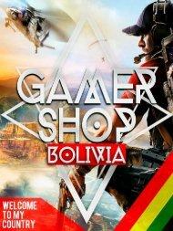Catalogo Gamer Shop Bolivia