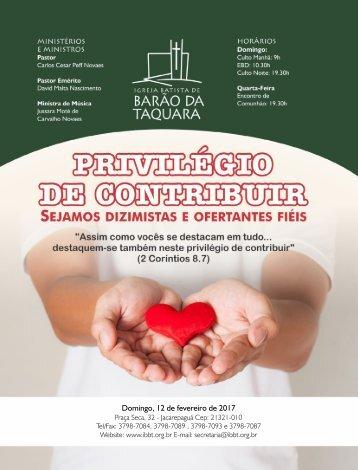 Boletim 12-02-2017