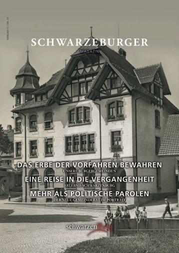 Schwarzenburger Magazin