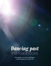 Dancing past