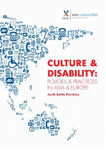 Culture and Disability Policies and Practices in Asia and Europe