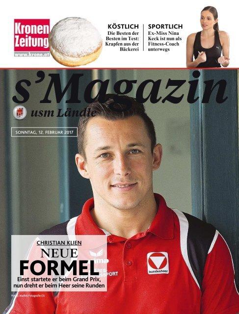 s'Magazin usm Ländle, 12. Februar 2017