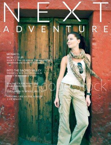 Next Adventure Issue 1