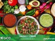 SALSAS Y CHILES