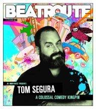 BeatRoute Magazine B.C. print e-edition - February 2017