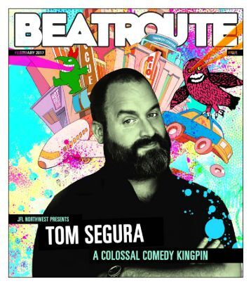 BeatRoute Magazine B.C. print e-edition - February 2017