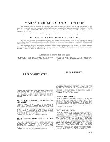 08 January 2002 - U.S. Patent and Trademark Office