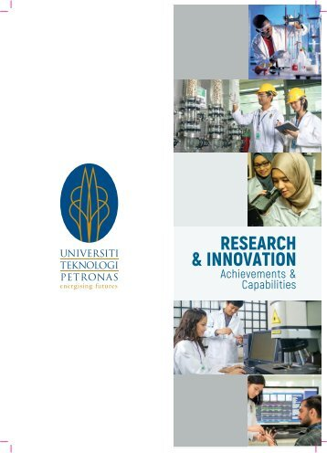 UTP Research & Innovation Book 2017