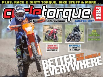 Cycle Torque Jan/Feb 2017