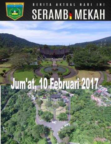 e-Kliping Jum'at, 10 Februari 2017