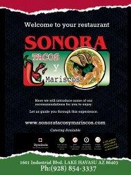 Sonora Tacos y Mariscos