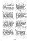 Karcher WD 3 P - manuals - Page 6