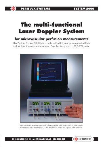 The multi-functional Laser Doppler System
