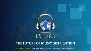THE FUTURE OF MUSIC DISTRIBUTION