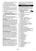 Karcher SC 5.800 C - manuals - Page 7