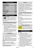 Karcher Nettoyeur haute pression K 214 + T50 - manuals - Page 3