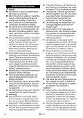 Karcher SC 6.800 C - manuals - Page 6