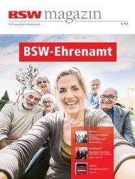 BSWmagazin 01/2017